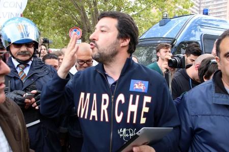 Matteo Salvini Hotel HOuse Porto Recanati _Foto LB (4)