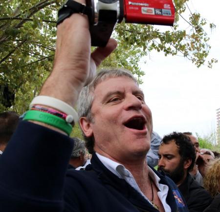 Luca Paolini, segretario regionale della Lega Nord
