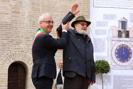 Romano Carancini e Alberto Gorla