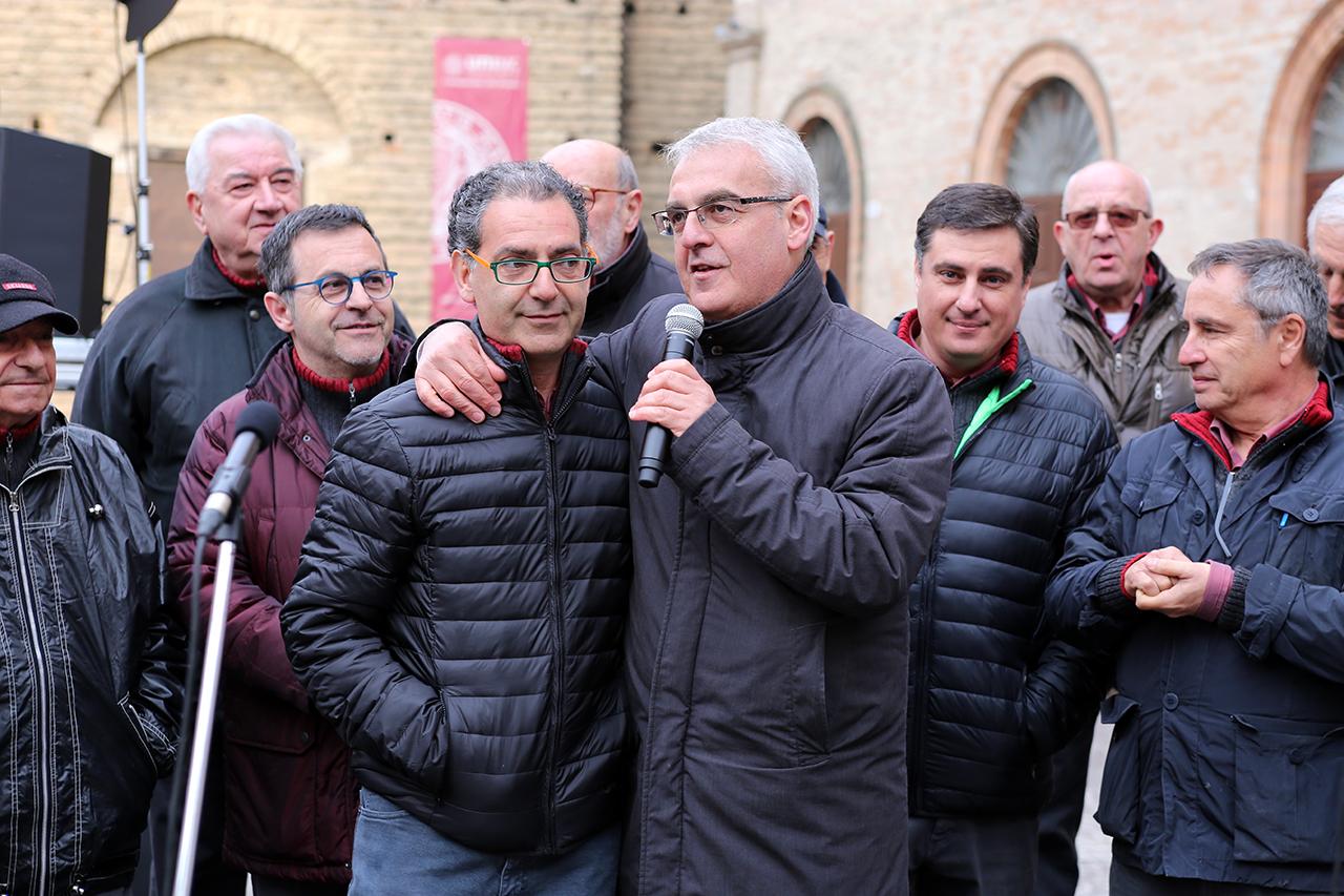 Romano Carancini_Festeggiamenti orologio planetario_Foto LB (1)