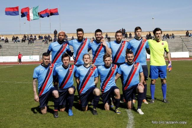 La Civitanovese in campo contro il San Nicolò