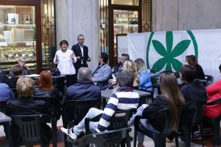 Anna Menghi conferenza Venanzetti 2