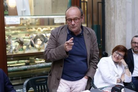 Il giornalista Carlo Cambi