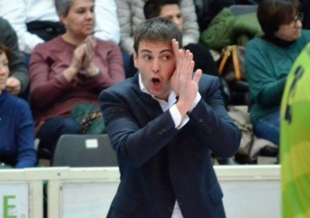Il nuovo allenatore della Lube Gianlorenzo Blengini