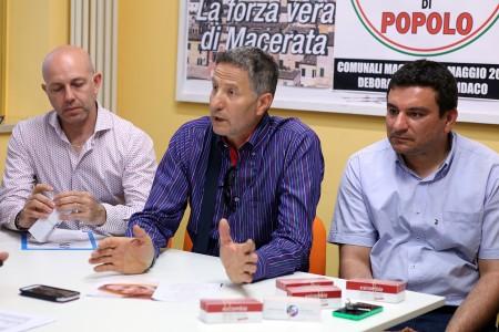 L'ex Pd Luigi Carelli candidato con il Popolari
