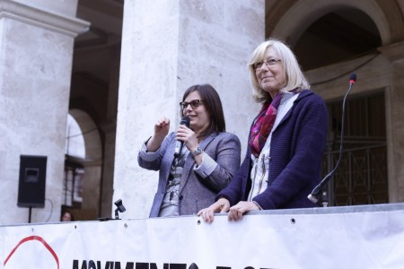 Carla Messi conferenza piazza Cesare Battisti 5