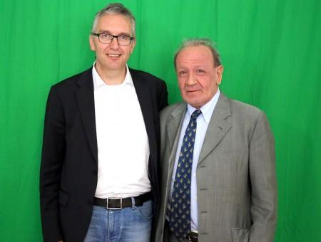 Ceriscioli con Pietro Marcolini