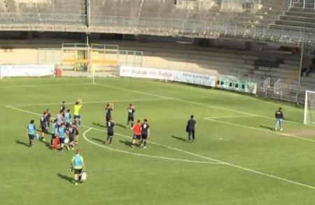 La Civitanovese saluta i tifosi