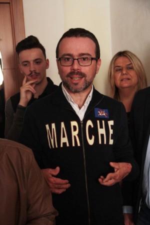 Milco Mariani, coordinatore cittadino della Lega Nord