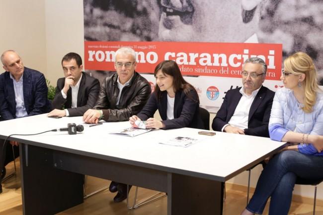 Debora Serracchiani conferenza 6