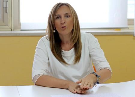 Il candidato sindaco Deborah Pantana ha annunciato la sua proposta per le piscine di Fontescodella