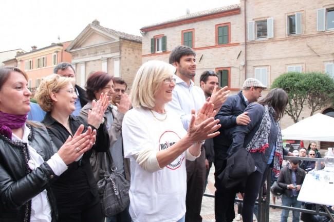 Di Battista Movimento 5 stelle piazza Mazzini 13