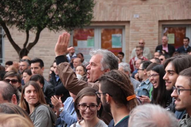 Di Battista Movimento 5 stelle piazza Mazzini 18