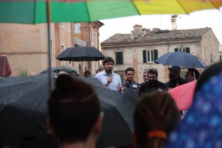 Di Battista Movimento 5 stelle piazza Mazzini 19
