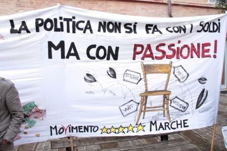 Di Battista Movimento 5 stelle piazza Mazzini 5