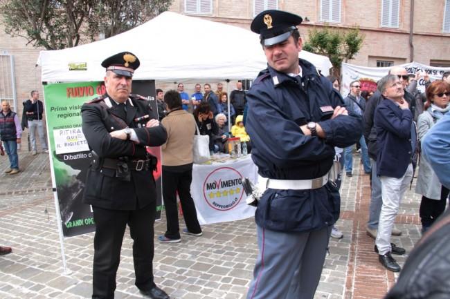 Di Battista Movimento 5 stelle piazza Mazzini 6