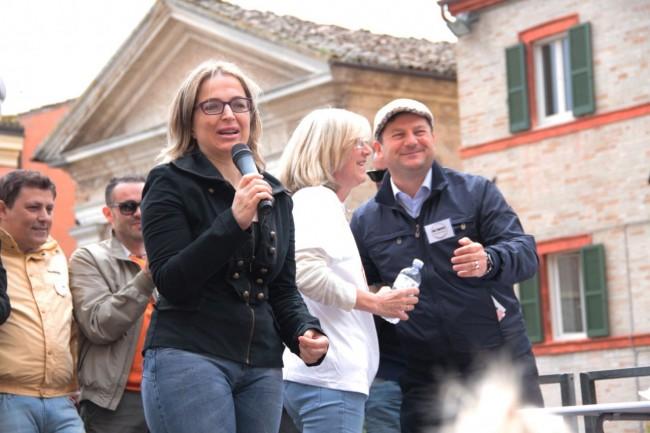 Di Battista Movimento 5 stelle piazza Mazzini 8