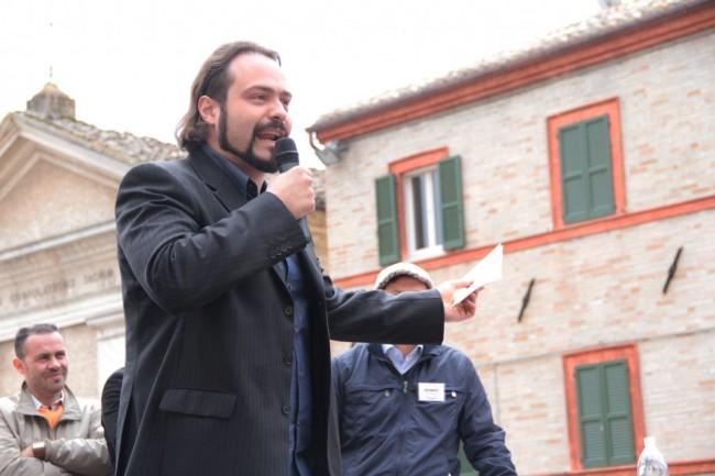 Di Battista Movimento 5 stelle piazza Mazzini 9