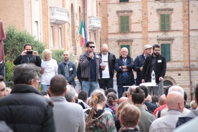 Di Battista Movimento 5 stelle piazza Mazzini Marco Filoni 1