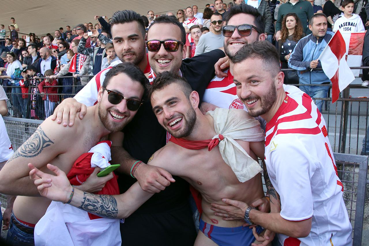 Festeggiamenti Maceratese Lega Pro_Foto LB (20)