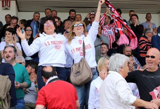 Festeggiamenti Maceratese Lega Pro_Foto LB (8)
