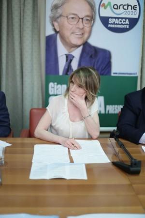 L'ex assessore Paola Giorgi