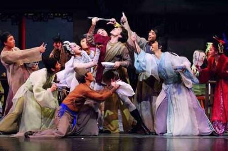 Lo spettacolo Marco Polo