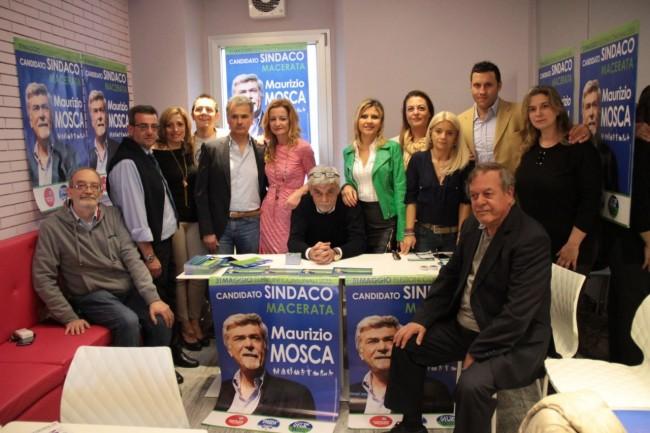 Maurizio Mosca conferenza Almalù 1