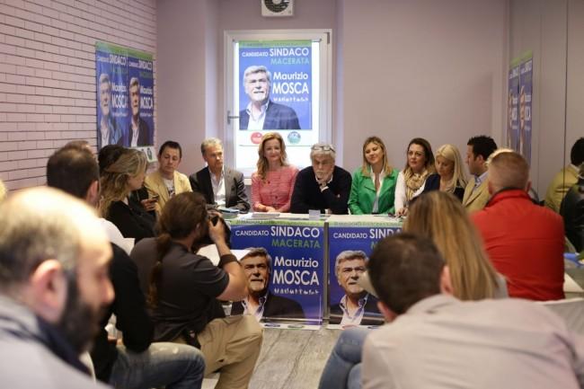 Maurizio Mosca conferenza Almalù 2