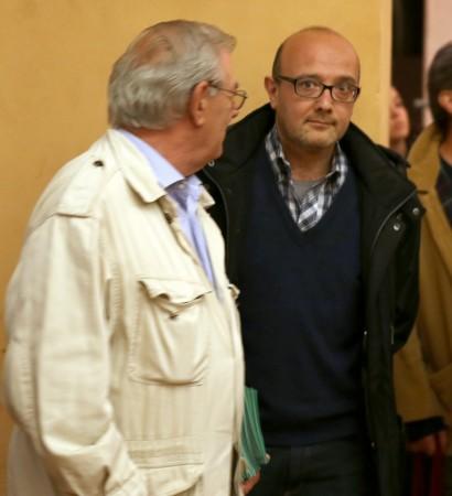 Il candidato sindaco dei Comunisti Italiani,Michele Lattanzi