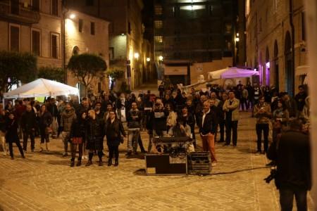 Mortimer movimento 5 stelle vincisgrassi piazza Mazzini Carla Messi 5