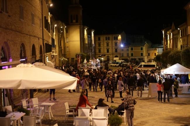 Mortimer movimento 5 stelle vincisgrassi piazza Mazzini Carla Messi 8