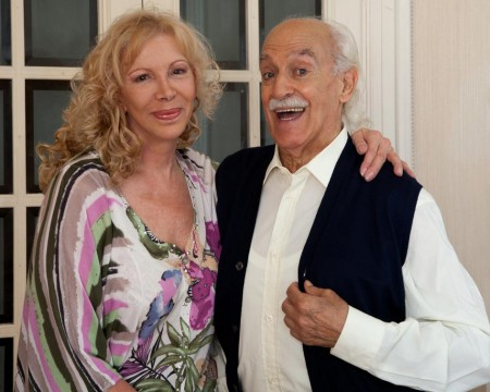 Rosaura Marchi e Silvio Spaccesi