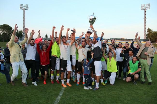 Il Siena vince il tricolore dilettanti