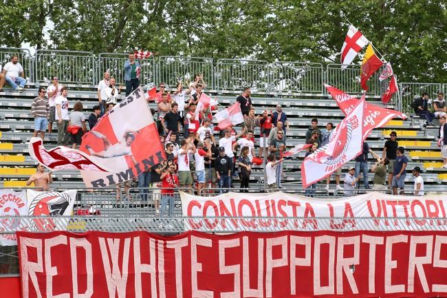 Tifosi Rimini_Foto LB