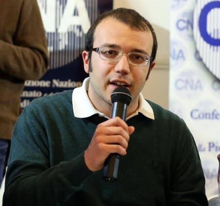 Tommaso Golini, leader di Forza Nuova