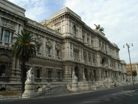 Il tribunale di Roma
