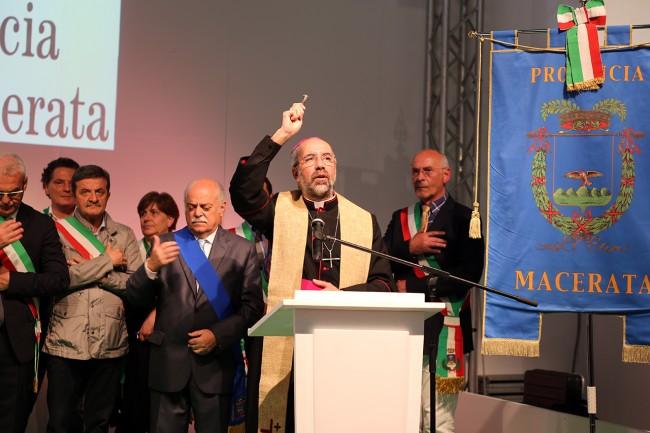 Vescovo Nazzareno Marconi_Foto LB