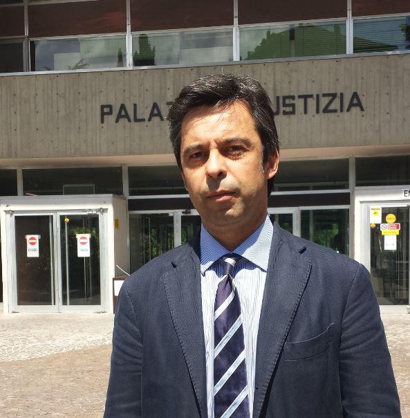 L'avvocato Massimo Nascimbeni