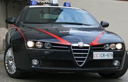 carabinieri 92