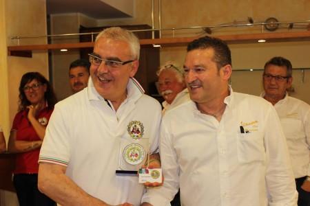 carancini socio onorario vespa club