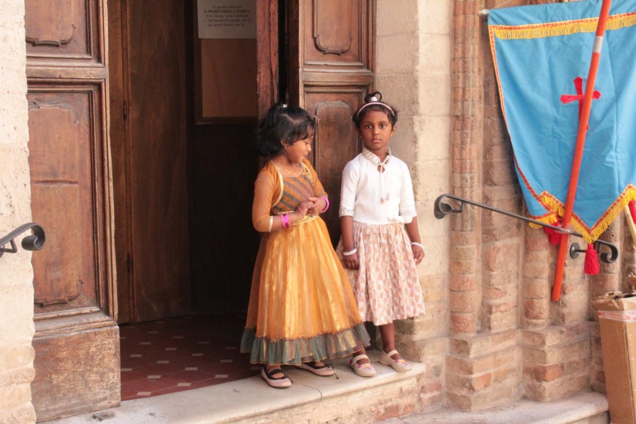 festa indiana santa maria della porta (29)