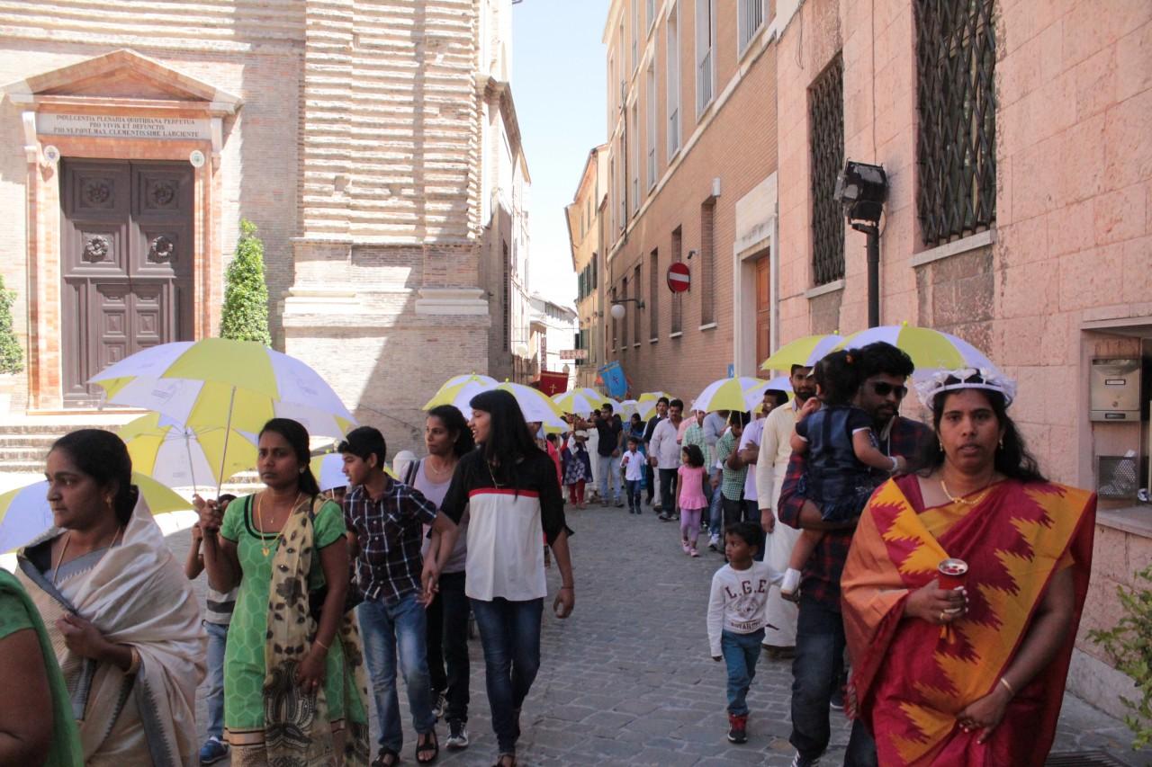 festa indiana santa maria della porta (45)