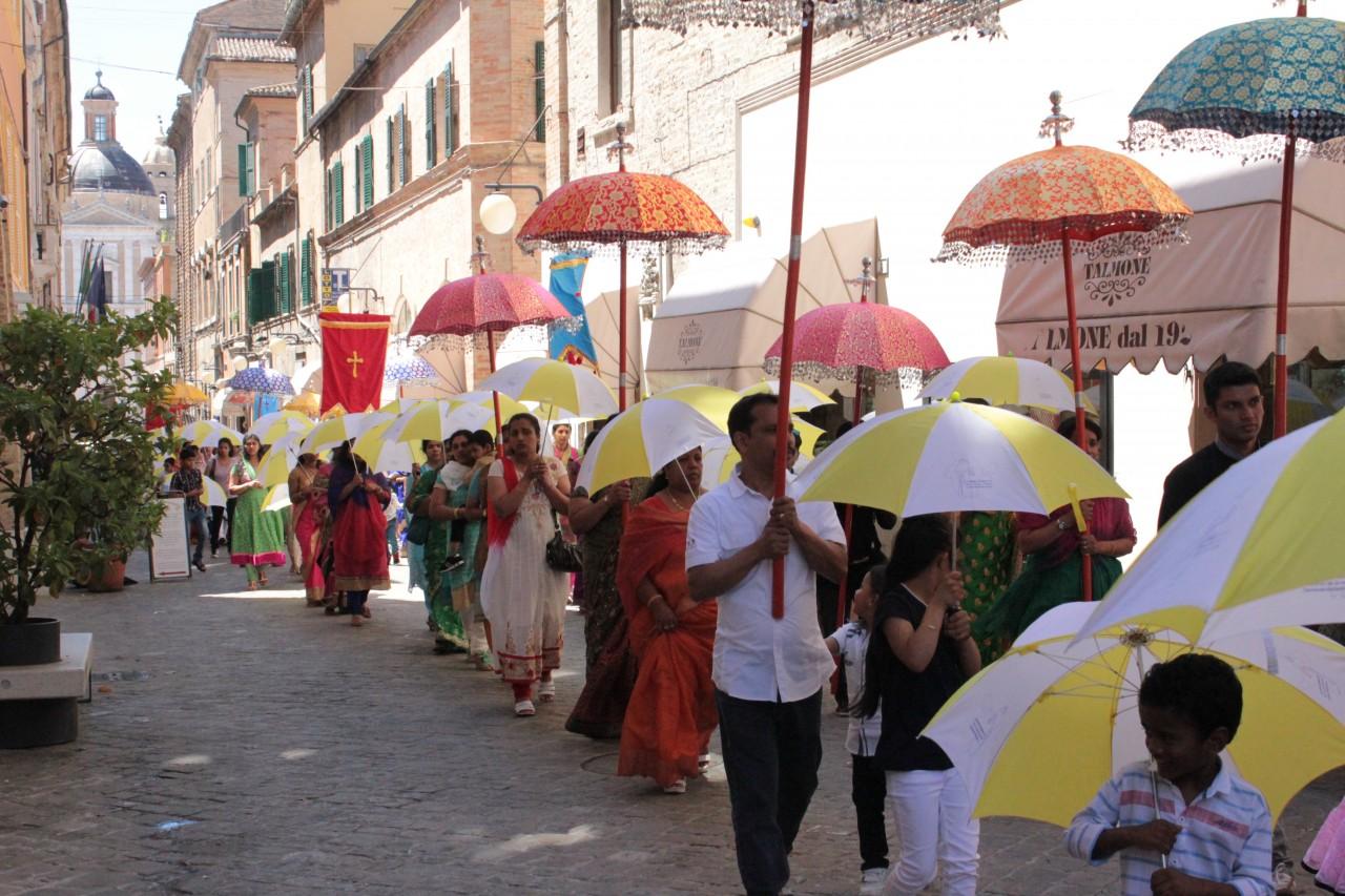 festa indiana santa maria della porta (59)