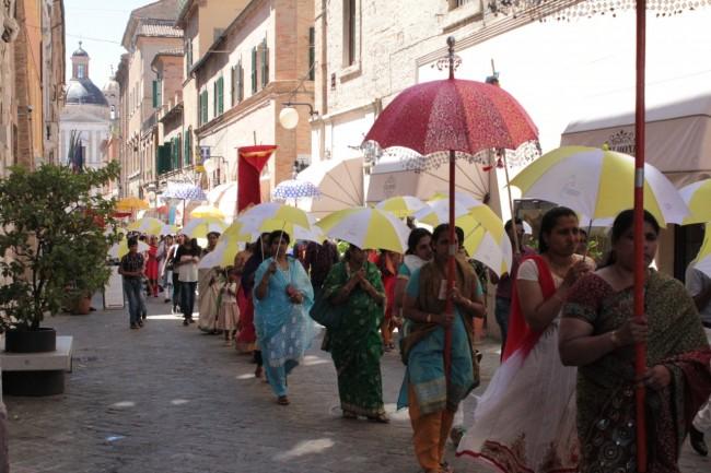 festa indiana santa maria della porta (60)