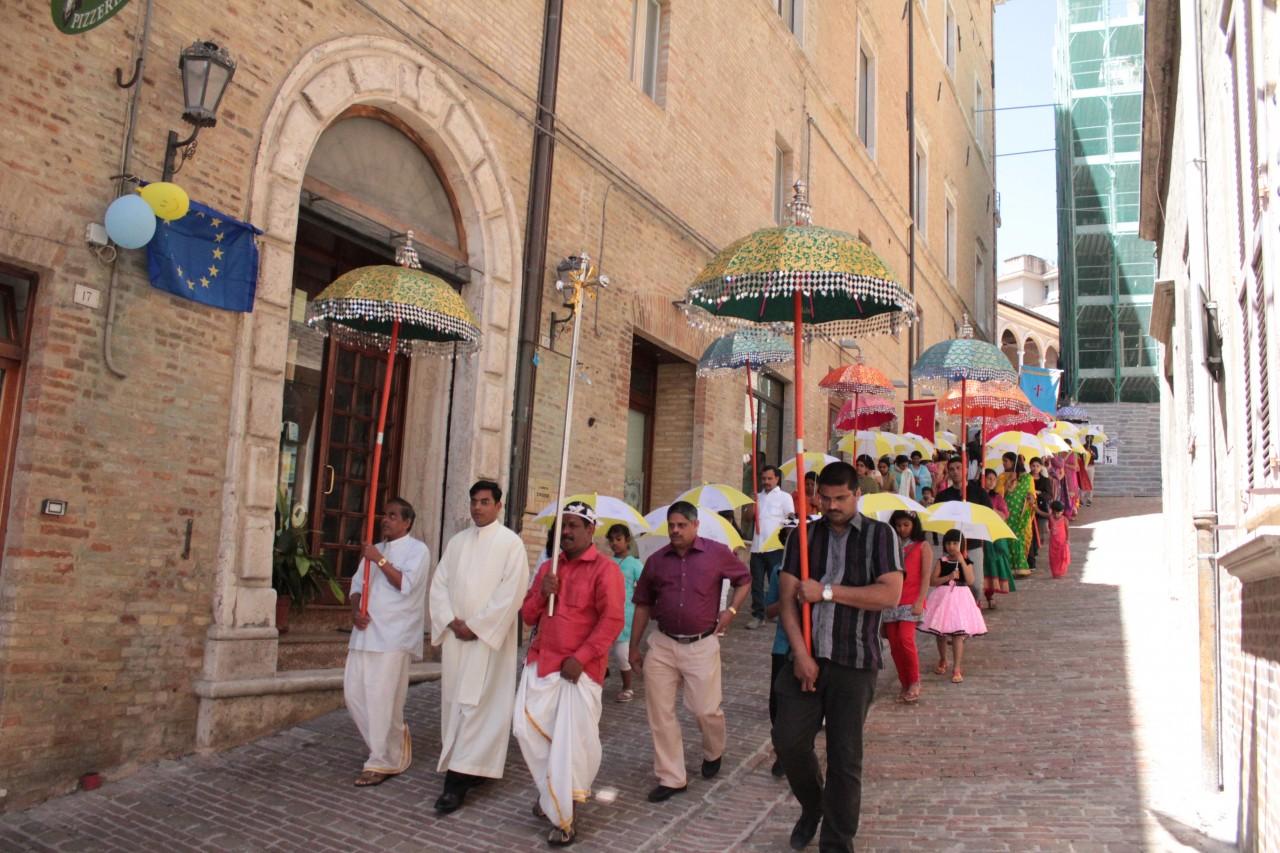 festa indiana santa maria della porta (64)