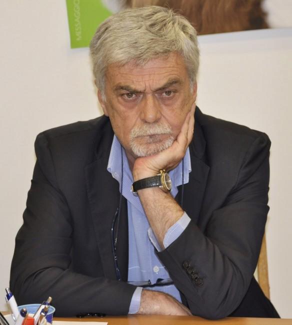 Maurizio Mosca, è uno dei nove candidati sindaci alle elezioni comunali di Macerata