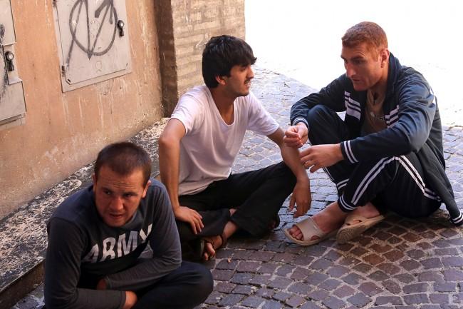 Afghani da Loro Piceno a Macerata foto LB (15)