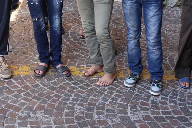 Afghani da Loro Piceno a Macerata foto LB (7)