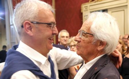 FACCIA A FACCIA con il veterano dei consiglieri Ivano Tacconi